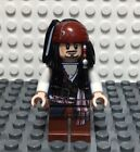 LEGO - Captain Jack Sparrow Filigree Vest 71042 Pirates of the Caribbean Minifig