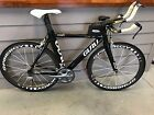 Guru Magis Triathlon Bicycle Size 50cm. with Spinergy Wheels and Easton Carbon B