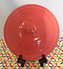 Fiestaware Flamingo Covered Casserole Lid - Fiesta Pink Retired Style LID ONLY