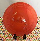 Fiestaware Persimmon Covered Casserole Lid - Fiesta Retired Style LID ONLY
