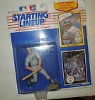 STARTING LINEUP 1990 JOSE CANSECO WITH 1986 ROOKIE YEAR CARD ORIGINAL PACKAGING