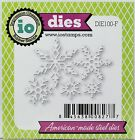 FREE SHIPPING Impression Obsession SMALL SNOWFLAKE Die Set DIE100 F IO Stamps