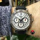 Chopard Mille Miglia 8331 39mm Automatic Silver Chronograph Mens Racing Watch
