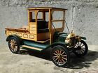 Franklin Mint 1913 Ford Model T Pickup Truck 116 Scale Diecast