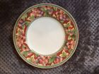 Fitz And Floyd Classic Choices Sonoma Grape Wreath 1999 Bread or Dessert Plates