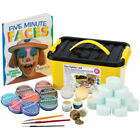 Snazaroo Face and Body Paint Kit 28 Pieces Paints 600 Faces