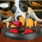 Interactive Learning Toys For Dog Pet Puzzle Flip Board Pet Training Game reat