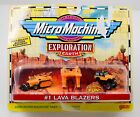 Micro Machines 1 Lava Blazers 1997 Exploration Earth 66354 Galoob NOS NIP NEW
