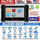 Autel MaxiCOM MK808 MX808 OBD2 Diagnostic Scanner Tool TPMS Better than DS808