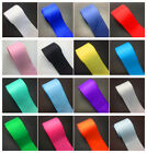 New 5 Yards 2Inch 50mm Grosgrain Ribbon Hair Bow DIY Sewing Pick color