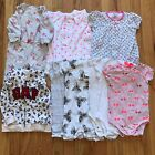 10 PC Lot Of Baby Girl Clothes Carters Spring Summer 12 18Month