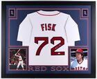 Carlton Fisk Cards, Rookie Card and Autographed Memorabilia Guide 42