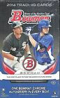 2014 Bowman Factory Sealed Baseball Hobby Box X Bogaerts M Tanaka RC's ??
