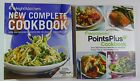 Weight Watchers Points Plus Cookbook  Complete Cookbook Set of 2
