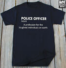 Police Officer T shirt Gift For Police Christmas Gift Funny Police Shirt