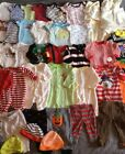 Excellent 41 Piece Baby Boy Clothes Lot 0 3 Months Newborn Holiday