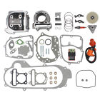 100cc Big Bore Kit for 64mm Valve GY6 49CC 50CC 139QMB Moped Scooter Engine