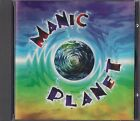 MANIC PLANET - ST. Ultra Rare Private Female AOR / Melodic Rock CD from the USA
