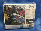 VTG NEW IN PACKAGE DISNEY HOME COWBOY MICKEY MOUSE LIL BUCKAROO FULL SHEET SET
