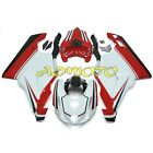 ABS Plastic Fairing Kit Bodywork For DUCATI 749 749S 999 2003 2004