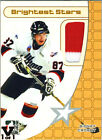 The Vault 2005-05 ITG Sidney Crosby Series Canada Russian Game Jersey 2CL 1 1