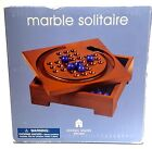 NEW Parkers Brothers Marble Solitaire Game by Michael Graves,Hasbro,Wooden