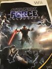 Star Wars: The Force Unleashed (Nintendo Wii, 2008) L@@k
