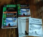Science of the Physical Creation A Beka ABeka Grade 9 Student + Teacher LOT
