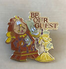 DISNEY BEAUTY AND THE BEAST COLLECTABLE TRADE PIN