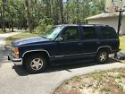 1999 Chevrolet Tahoe  1999 below $2800 dollars