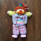 Cabbage Patch Kids Vintage Circus Clown Doll Xavier Roberts 1986 With Mask Hat