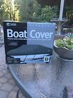 Stormpro HD Boat Cover Heavy Duty Trailerable Boat Cover With Support Pole