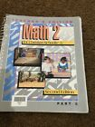 Bob Jones For Christian Schools Teachers Books Math 2 2nd Grade Second Edition