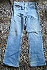 70s Vintage LEVIS 517 Hige Fade Jeans Pants 32 x 30 Made In USA