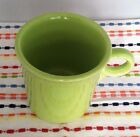 Fiestaware Chartreuse Ring Handled Mug Fiesta Retired Green Tom and Jerry Mug