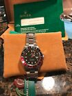 Rolex 16710 GMT Master A-serial from 2001