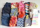 Baby Girls 12 18 Months Clothes LOT Mixed Summer Fall Pants Dresses Tops 13 Pc