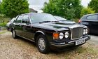 LARGER PHOTOS: Bentley Eight 1989 Black 6.75 V8 full leather original with private plate