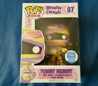 Funko Pop! Yummy Mummy Monster Cereals Ad Icons LE 2500 pcs Funko Shop Exclusive