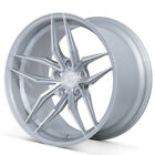 20 FERRADA F8 FR5 SILVER FORGED CONCAVE WHEELS RIMS FITS INFINITI G37 SEDAN