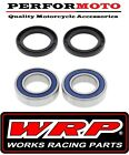 WRP Front Wheel Bearing Kit Honda VF500F 1984 - 1986
