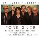New: FOREIGNER - Extended Versions (Greatest Hits Live Las Vegas 2005) CD