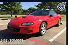 1999 Chevrolet Camaro SS Red on Gray 6 Speed LOW MILES NICE 1999 SS Red on Gray 6 Speed LOW MILES NICE
