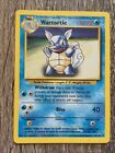 Wartortle 42 102 Base Set ERROR