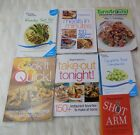 Weight Watchers Book Set W Complete Food Companion recipe book Workout DVD