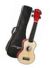 Martin Smith Soprano Ukulele Natural Wood