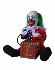 1 Ft Lil Zappy the Clown Prop  Decorations