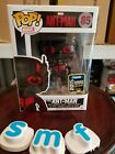 funko pop 85 ant-man summer convention exclusive blackout