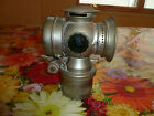 Antique Vintage Solar CMHall Lamp Co Bicycle Lantern Nickel Carbide 1899 Light