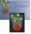Leanin' Tree #91630 Christmas Cards By Stephanie Stouffer, Lot of 3